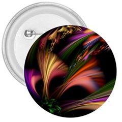 Color Burst Abstract 3  Buttons