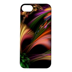 Color Burst Abstract Apple Iphone 5s/ Se Hardshell Case