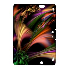 Color Burst Abstract Kindle Fire Hdx 8 9  Hardshell Case