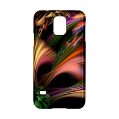 Color Burst Abstract Samsung Galaxy S5 Hardshell Case