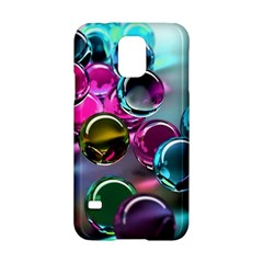 Colorful Balls Of Glass 3d Samsung Galaxy S5 Hardshell Case