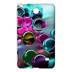 Colorful Balls Of Glass 3d Samsung Galaxy Tab 4 (8 ) Hardshell Case