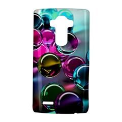 Colorful Balls Of Glass 3d LG G4 Hardshell Case