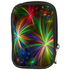 Colorful Firework Celebration Graphics Compact Camera Cases