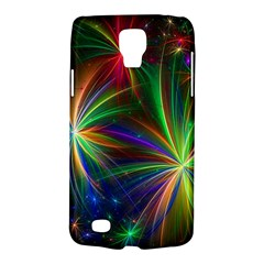 Colorful Firework Celebration Graphics Galaxy S4 Active