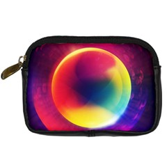 Colorful Glowing Digital Camera Cases