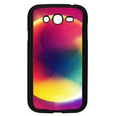 Colorful Glowing Samsung Galaxy Grand Duos I9082 Case (black)