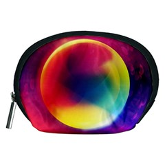 Colorful Glowing Accessory Pouches (medium)