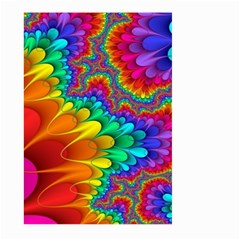 Colorful Trippy Large Garden Flag (two Sides)