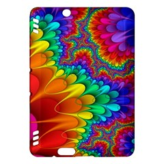 Colorful Trippy Kindle Fire Hdx Hardshell Case