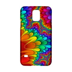 Colorful Trippy Samsung Galaxy S5 Hardshell Case