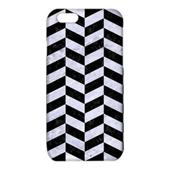 CHV1 BK-WH MARBLE iPhone 6/6S TPU Case