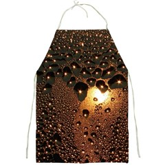 Condensation Abstract Full Print Aprons