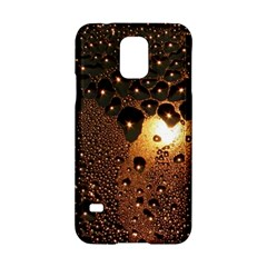 Condensation Abstract Samsung Galaxy S5 Hardshell Case