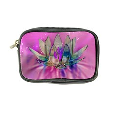 Crystal Flower Coin Purse