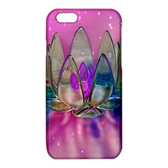 Crystal Flower iPhone 6/6S TPU Case