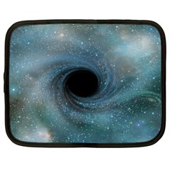 Cosmic Black Hole Netbook Case (xl)
