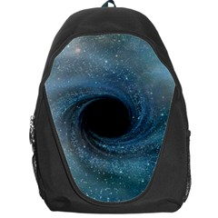 Cosmic Black Hole Backpack Bag