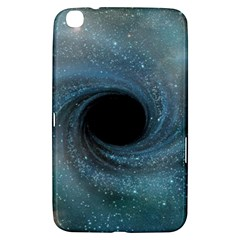 Cosmic Black Hole Samsung Galaxy Tab 3 (8 ) T3100 Hardshell Case