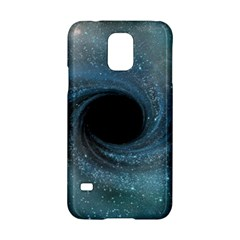 Cosmic Black Hole Samsung Galaxy S5 Hardshell Case
