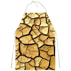 Dry Ground Full Print Aprons