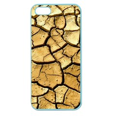 Dry Ground Apple Seamless Iphone 5 Case (color)