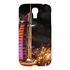 Dubai Burj Al Arab Hotels New Years Eve Celebration Fireworks Samsung Galaxy S4 I9500/i9505 Hardshell Case