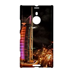 Dubai Burj Al Arab Hotels New Years Eve Celebration Fireworks Nokia Lumia 1520