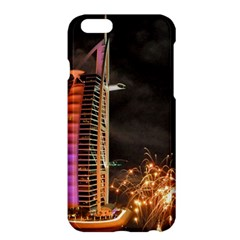 Dubai Burj Al Arab Hotels New Years Eve Celebration Fireworks Apple Iphone 6 Plus/6s Plus Hardshell Case