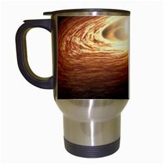 Erupting Star Travel Mugs (white)