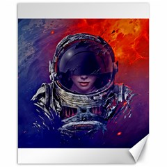 Eve Of Destruction Cgi 3d Sci Fi Space Canvas 16  X 20