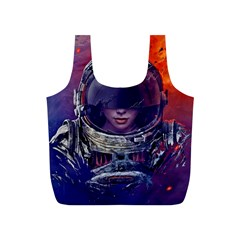 Eve Of Destruction Cgi 3d Sci Fi Space Full Print Recycle Bags (s)