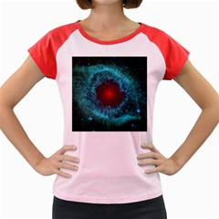 Fantasy 3d Tapety Kosmos Women s Cap Sleeve T Shirt