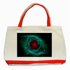 Fantasy 3d Tapety Kosmos Classic Tote Bag (red)