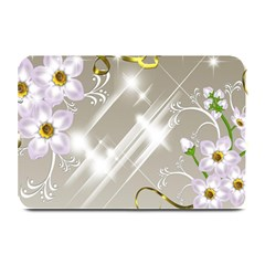 Floral Delight Plate Mats
