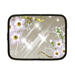 Floral Delight Netbook Case (small)