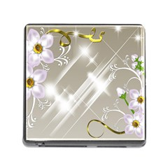 Floral Delight Memory Card Reader (square)