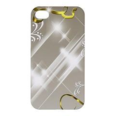 Floral Delight Apple Iphone 4/4s Premium Hardshell Case
