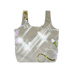Floral Delight Full Print Recycle Bags (s)