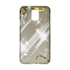 Floral Delight Samsung Galaxy S5 Hardshell Case