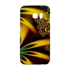 Floral Design Computer Digital Art Design Illustration Galaxy S6 Edge