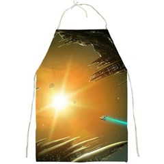 Future City Full Print Aprons