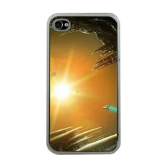 Future City Apple Iphone 4 Case (clear)