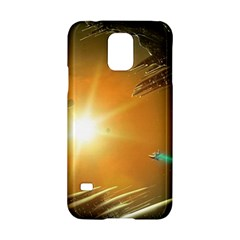 Future City Samsung Galaxy S5 Hardshell Case