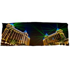 Galaxy Hotel Macau Cotai Laser Beams At Night Body Pillow Case Dakimakura (two Sides)