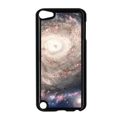 Galaxy Star Planet Apple Ipod Touch 5 Case (black)
