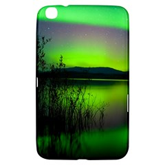 Green Northern Lights Canada Samsung Galaxy Tab 3 (8 ) T3100 Hardshell Case