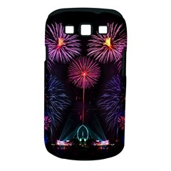Happy New Year New Years Eve Fireworks In Australia Samsung Galaxy S Iii Classic Hardshell Case (pc+silicone)
