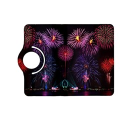 Happy New Year New Years Eve Fireworks In Australia Kindle Fire Hd (2013) Flip 360 Case