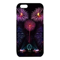 Happy New Year New Years Eve Fireworks In Australia iPhone 6/6S TPU Case